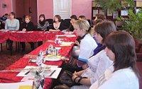 Встреча за круглым столом для молодых семей