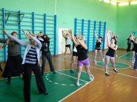 Мастер-класс по физической культуре