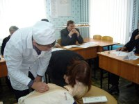 Мастер-класс по основам реаниматологии