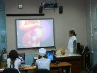 """Интегрированный урок по дисциплине """"С/д в акушерстве и гинекологии"""""""