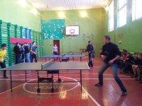Первенство района по настольному теннису