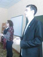 Собрание Ульяновской областной молодёжной организации «Альфа»