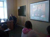 Встреча с деканом медицинского факультета УГУ