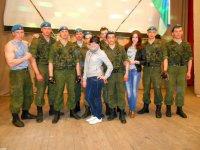 Ульяновские десантники в Карсуне