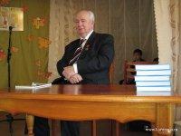 Юбилейный вечер, посвященный 75-летию Н.В. Нарышкина