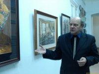 Посещение выставки С.Н. Андрияки