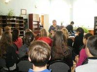 Встреча с поэтом Л.Н.Солдаткиной