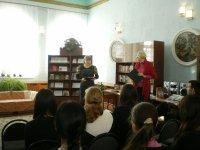 Мероприятие в библиотеке к  71 годовщине Сталинградской битвы