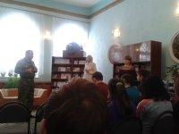 Мероприятие в библиотеке к дню вывода советских войск из Афганистана