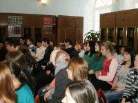 Мероприятие в библиотеке ко дню рождения А.А. Пластова