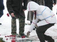 Митинг , посвященный дню вывода советских войск из Афганистана