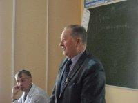 Встреча с деканом медфака УЛГУ