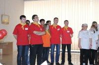 Областной конкурс на лучший волонтёрский отряд