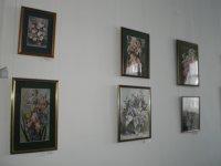 Выставка Н.Ф. Беловой в музее