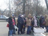Митинг, посвященный 120-летию со дня рождения Д.Н.Гусева.