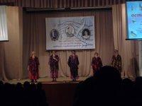 Фестиваль народной песни в РДК.