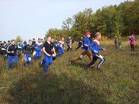 Районные соревнования по спортивному ориентированию.