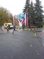 Легкоатлетический кросс в рамках «Дня профессионально-технического образования»