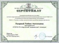 Участие в конкурсах ПФО.