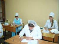 Государственные экзамены в техникуме.