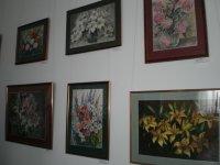 Посещение выставки в музее.