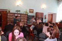 Юбилей центральной районной библиотеки им. Н.М.Языкова.