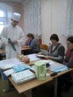 Открытый урок с использованием принципов Worldskills Russia.