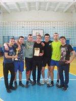 Кубок района по волейболу среди мужских команд.