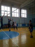 Товарищеская встреча по волейболу в рамках Осеннего Фестиваля Здорового образа жизни.