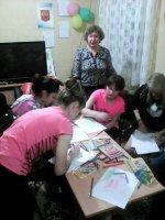 В общежитии работает центр «Семья».