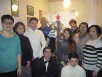 Встреча членов литературного объединения «Родники»
