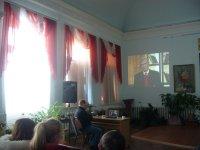 Урок-экскурсия, в рамках празднования 250-ти летия со дня рождения Н.М. Карамзина