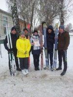 Лыжня России-2016