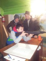Районная военно-патриотическая игра «Рубеж»