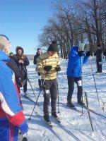 Зимнее спортивное ориентирование