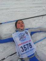 Районные соревнования по лыжным гонкам на приз газеты «Карсунский вестник».