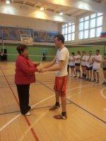 Соревнования по волейболу в рамках Спартакиады студентов медицинских колледжей на 2016 год
