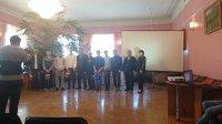 Проводы молодых людей призывного возраста Карсунского района