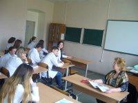 Беседа со студентами 3 группы на тему: «Творчество Н. Гумилёва».