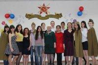 Празднование 71-ой годовщины со дня Великой Победы.