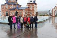 Поездка в Жадовский Казанско-Богородицкий монастырь