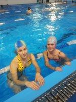 Соревнования по плаванию «Спорт против коррупции!»