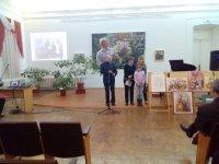 Лекторий, посвященный 140- летию со дня рождения нашего земляка, художника, Петра Семёновича Добрынина
