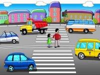 «Безопасность движения пешеходов»