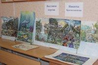 Выставка картин Никиты Красильникова