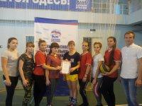спортивные соревнования волейбол