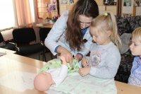 Профориентация детский сад
