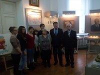 выставка в музее
