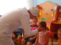 волонтеры в детском  саду