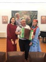 открытие татарского месячника